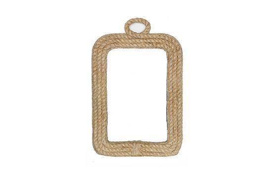 Inventori Nautical Rope Mirror