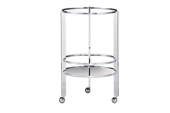CB2 Ernest Bar Cart