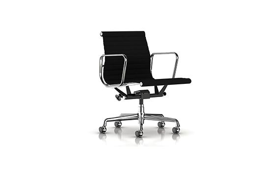 Smart Furniture Herman Miller Eames Aluminum Chair