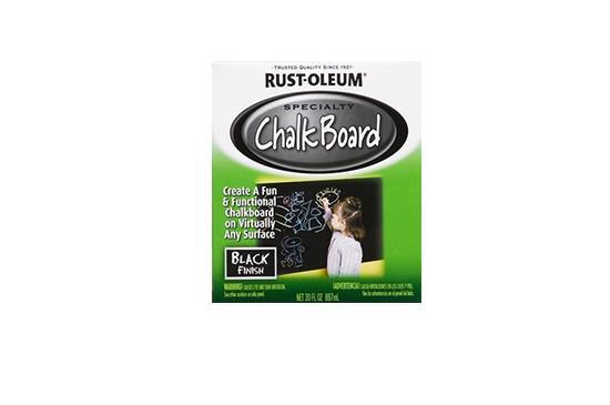 Walmart Rust-Oleum Chalkboard