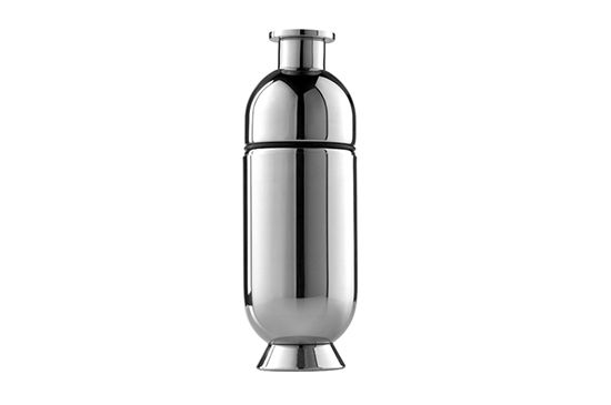 Gearys Trombone Stainless Cocktail Shaker