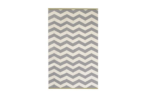 West Elm Zigzag Wool Rug, From $49