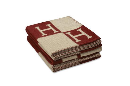 Hermès Hermes Throw Blanket