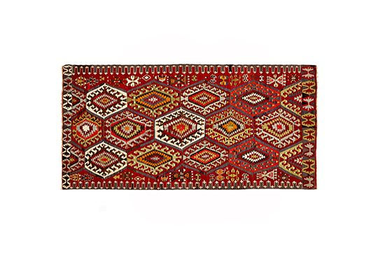 Lawrence of La Brea Kilim Mainmana Rug
