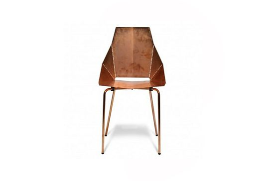 Y Living Copper Real Good Chair