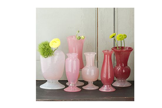Terrain  Rose Vase Collection
