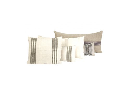 Jayson Home Vintage Grainsack Pillows, From $195