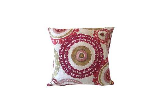 Etsy Suzani Pillow