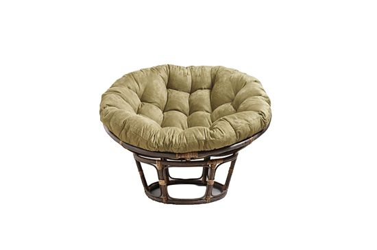 Cost Plus World Market Olive Papasan Chair