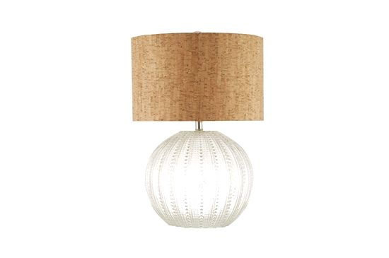 Charlotte and Ivy  Sea Urchin Lamp