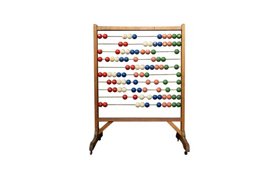 1st Dibs 20th Century School Abacus