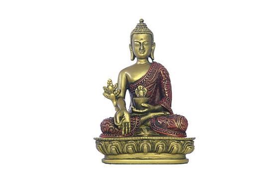 E Museum Store Nepali Medicine Buddha Statue
