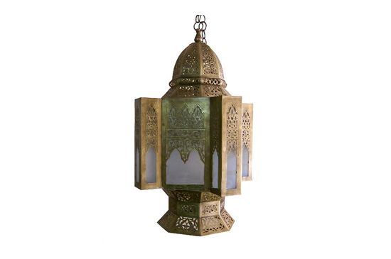Tazi Designs Moorish Lantern