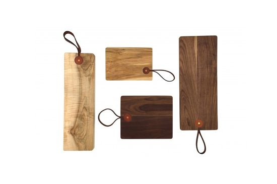 Jayson Home Leather Strap Cutting Boards, From $72