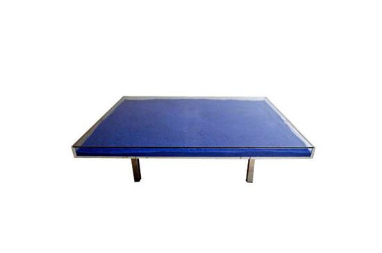 1st Dibs Table Bleu, Price Upon Request