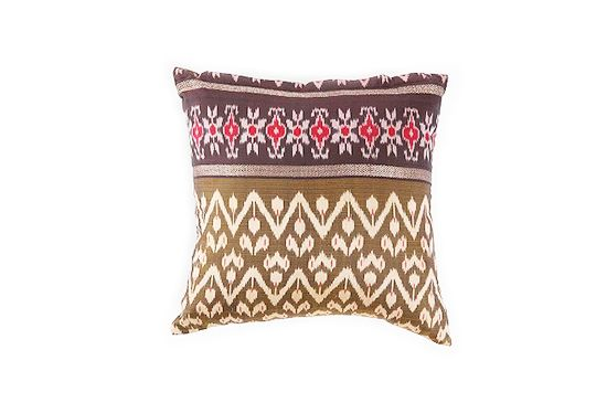 Urban Outfitters Magical Thinking Silk Sari Pillow