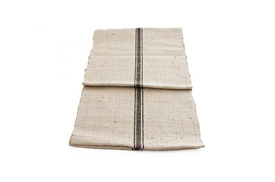 Second Shout Out Linen Table Runner