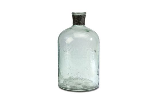 Hayneedle Embossed Glass Jug
