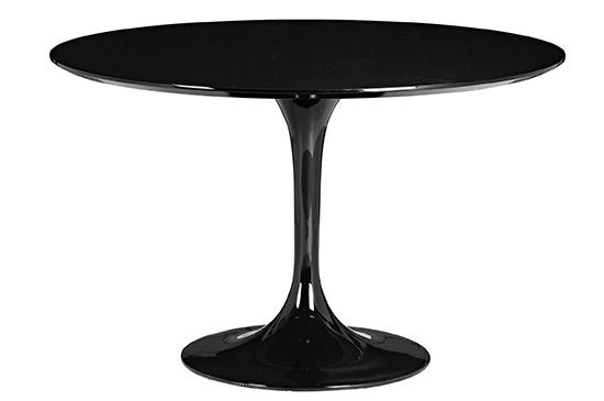Euro Style Lighting Zuo Wilco Black Dining Table