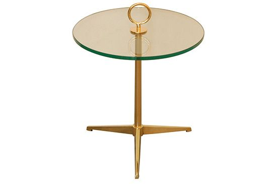 1st Dibs Italian Tripod Table