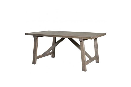 Zin Home Reclaimed Farmhouse Table