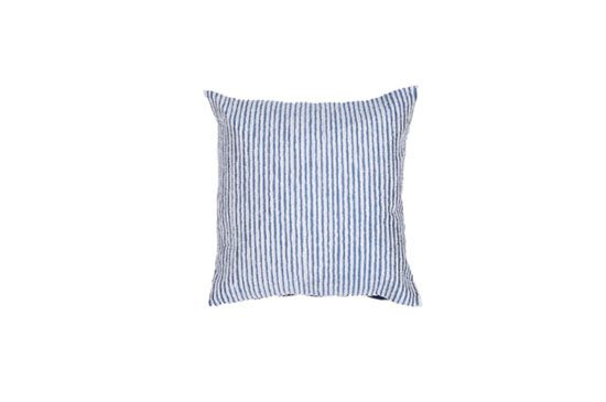 Overstock Dupione Stripe Pillow