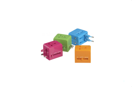 CB2 Universal Travel Adapter