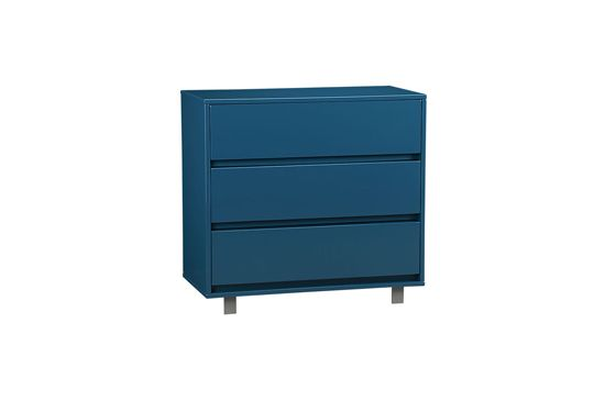 cb2 Shop Blue Chest