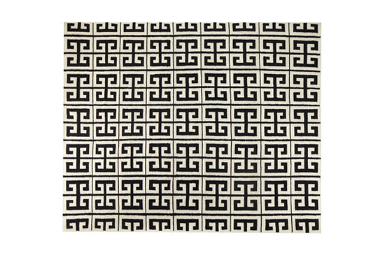 Horchow Oran Greek Key Flatweave Rug, from $183