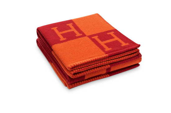 Hermès Avalon Blanket