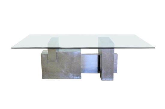 1stdibs Paul Evans Cityscape Dining Table