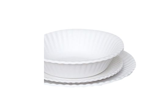 C.S. Post & Co. Melamine Dinnerwear, from $9