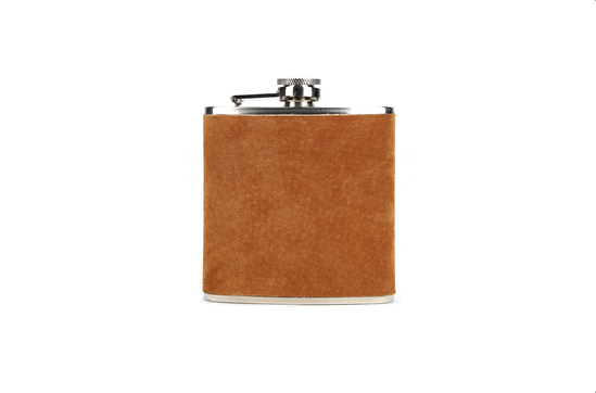Urban Outfitters Vegan Suede Wrapped Flask