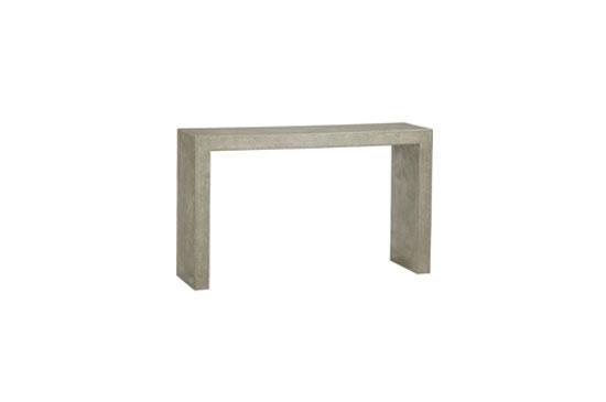 Crate & Barrel Mason Console Table
