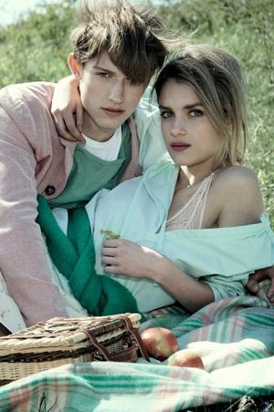 Picnic Style Inspiration From D-La Repubblica