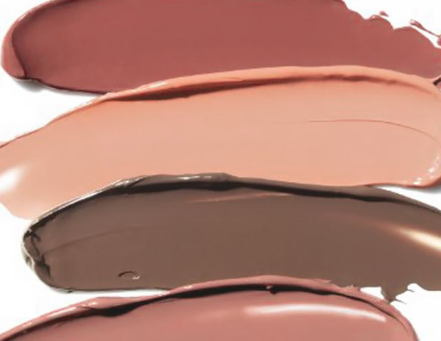 Nude Lips And Coloured Lids: The Perfect Summer Beauty Look