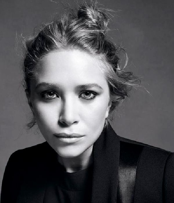 Outtakes from a shoot of Mary-Kate Olsen for the Wall Street Journal.