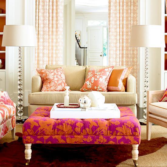 12 Fun Fabrics To Brighten Up A Boring Room
