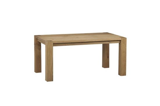 Crate & Barrel Big Sur Dining Table