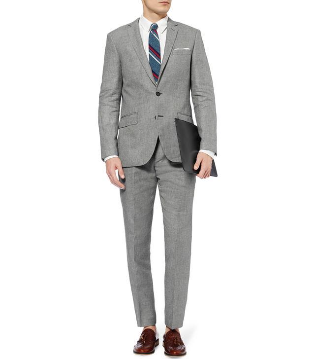 J.Crew Slim-Fit Suit