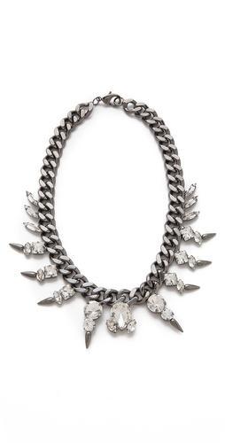 Fallon Jewellery Classique Micro Spike Choker