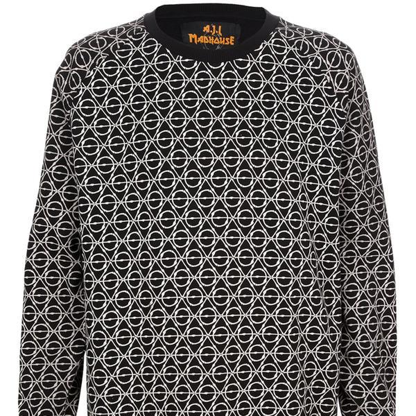 Asger Juel Larsen Printed Sweatshirt