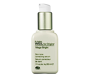 Dr. Andrew Weil for Origins  Mega Bright Skin Tone Correcting Serum