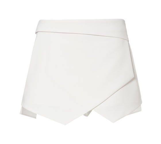 Zara Wrap Mini Skort