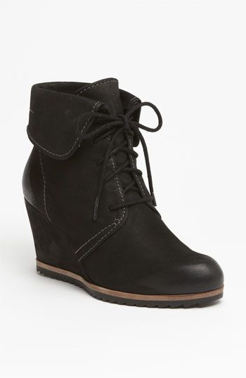 Biala Ashby Collared Wedge Booties