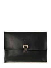 Proenza Schouler  Large Lunch Bag Clutch