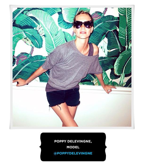 Poppy Delevingne, Model