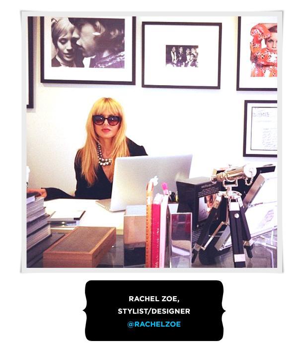 Rachel Zoe, Stylist/Designer