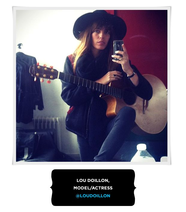 Lou Doillon, Model/Actress