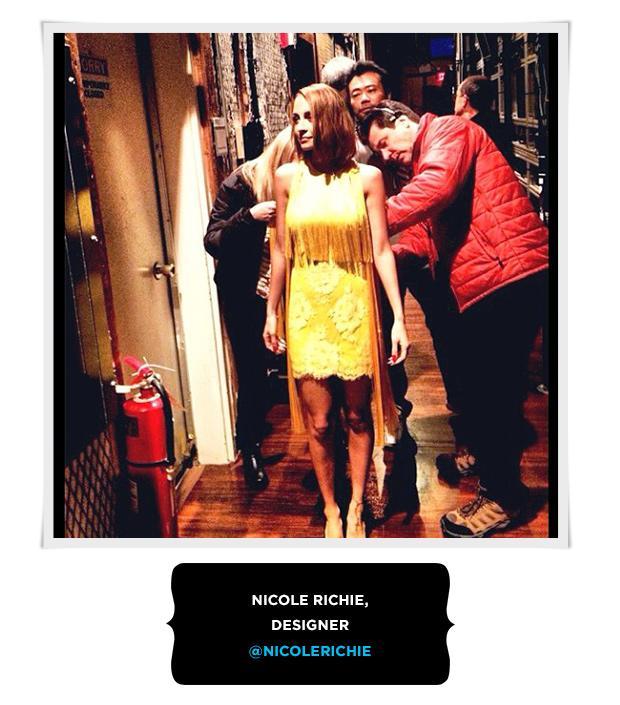 Nicole Richie, Designer